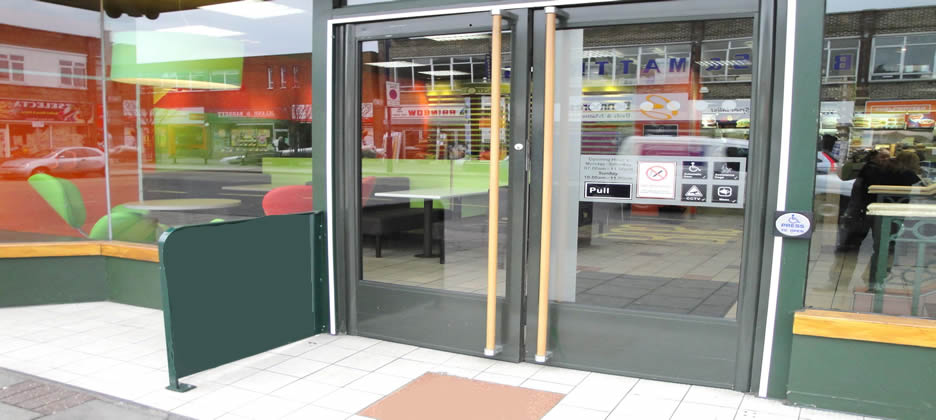 Assisted Automatic Doors Skelmersdale