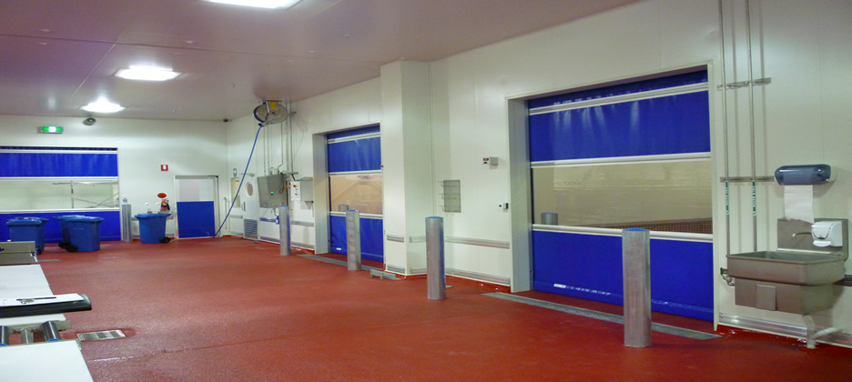 Industrial High Speed Doors Ormskirk