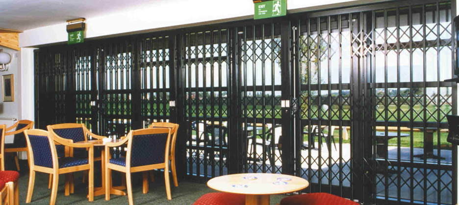 Commercial Security Grilles Skelmersdale